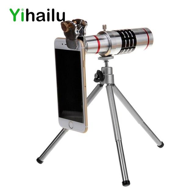 Universal 18x Optical Zoom Mobile Telescope Smartphone Telephoto
