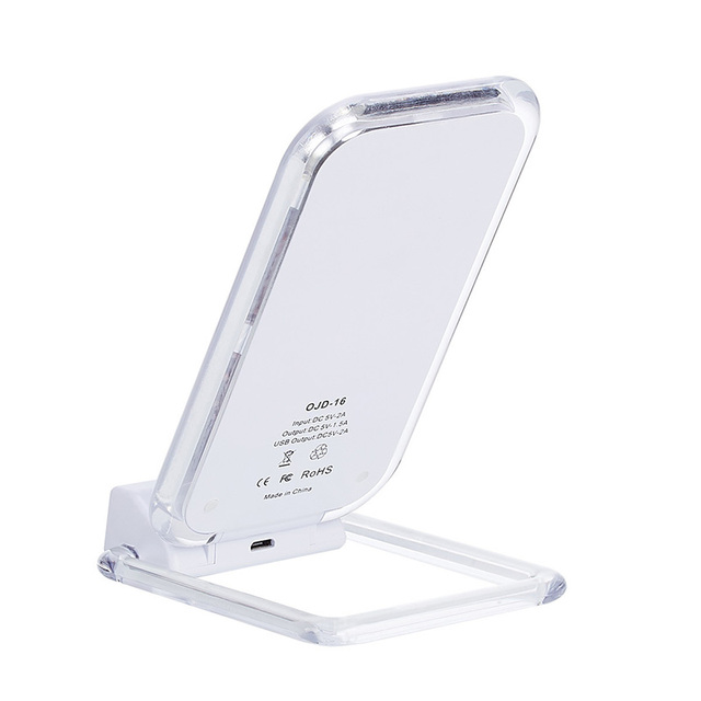 Dual USB Wireless Charger