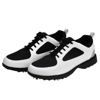 New Mens Golf Shoes Lightweight Outdoor Sneakers For Men Breathable Activity Nails Golf Training Shoe Size 39-44 #B2258 cross training shoe