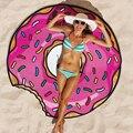 2017 Тенденции Моды Богемный Стиль Женщины Пляж Шаль Шифон Пончик сокрытие Европа Стиль Одежда для Пляжа Бикини Cover Кимоно крышку Ибп