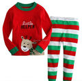 2014 new fashion  baby  stripe  christmas suit