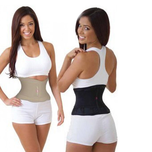 waist slimming belt massage women Miss Belt Sports Training Belt Slim Waist  Shapewear Strap Hourglass Shape Body Shaper Belt 03dbc7da54a6