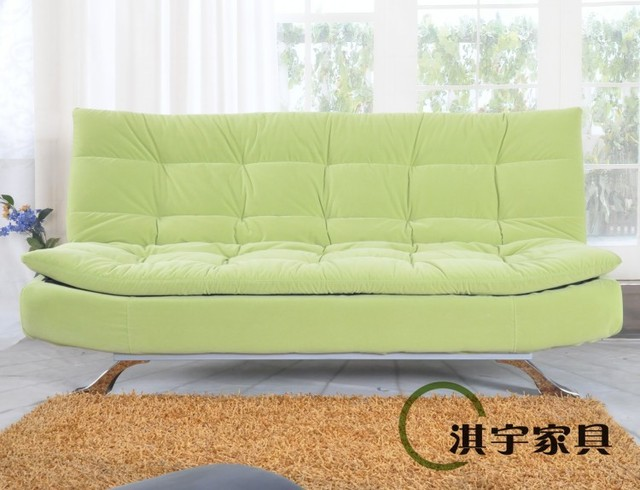 Qi Yu Furniture modern minimalist sofa bed folding sofa small ...