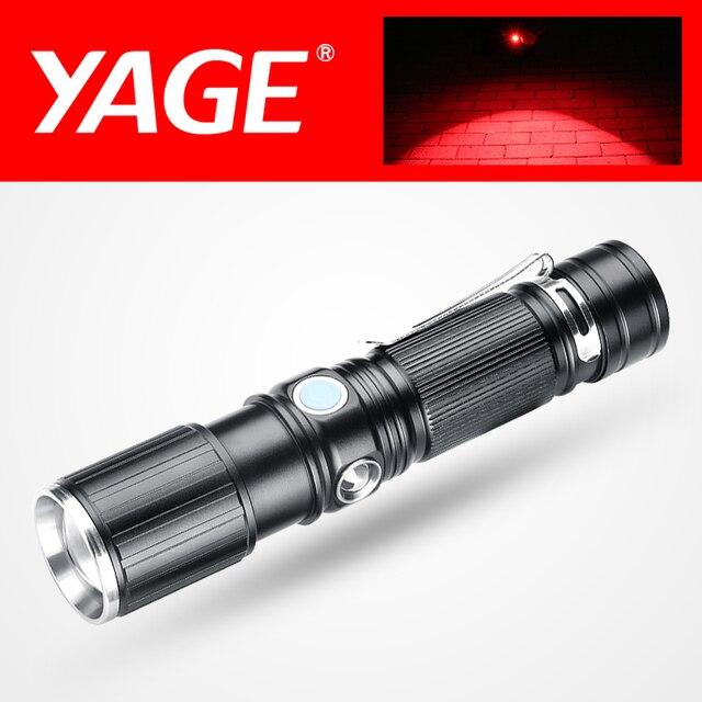 Lampe 18650 T6 Puissante Rechargeable Torche Usb Tactique Poche Télescopique De Xml Led BedxCo