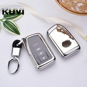 PC+TPU Car Key Cover Case For Lexus NX GS RX IS ES GX LX RC 200 250 350 LS 450H 300H Key Case keychain keyring Accessories