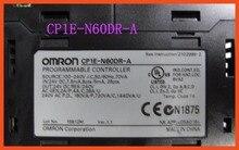 цена на New Original CP1E-N60DR-A CP1E PLC CPU for Omron Sysmac 60 I/O 36 DI 24 DO Relay N60DR CP1E AC100-240V