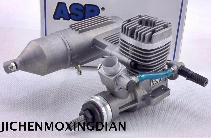ASP 2 Stroke S32A / S32AII Nitro Engine 5.2CC for RC Airplane