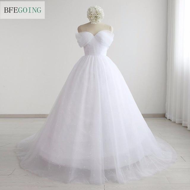 Aliexpress.com : Buy V Neck Floor Length Sleeveless Ball Gown ...