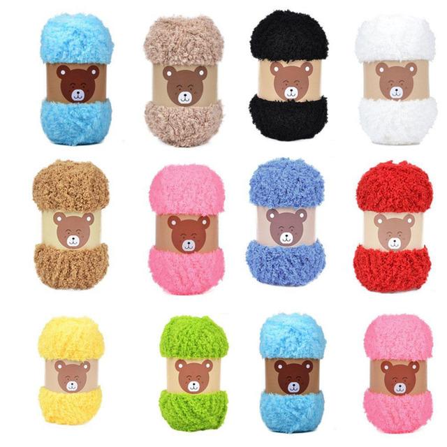 Chunky Knitting/Crocheting Wool