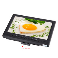 2015 New Arrival Bestview 7 Camera Monitor Digital Field LCD 800*480 High definition Monitor 400cd/m2 for DSLR Full HD Camera