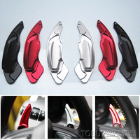 High Quality Accessory For Volvo S60 XC60 S80 XC70 V60 V40 Aluminium Refit Steering Wheel Shift