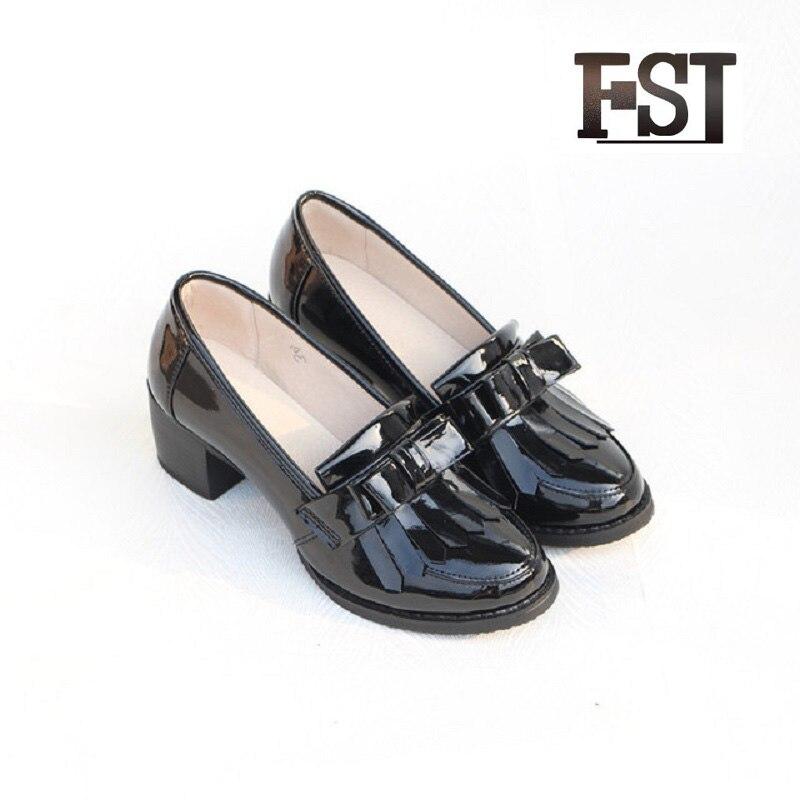 Cuir Porc On Mode Vache Fsj03 Printemps Pompes Robe fsj02 automne Véritable Faible Chaussures En Peau Talon fsj01 Bureau Fsj De Été Neutre 2019 Slip Femme 7TntqWB