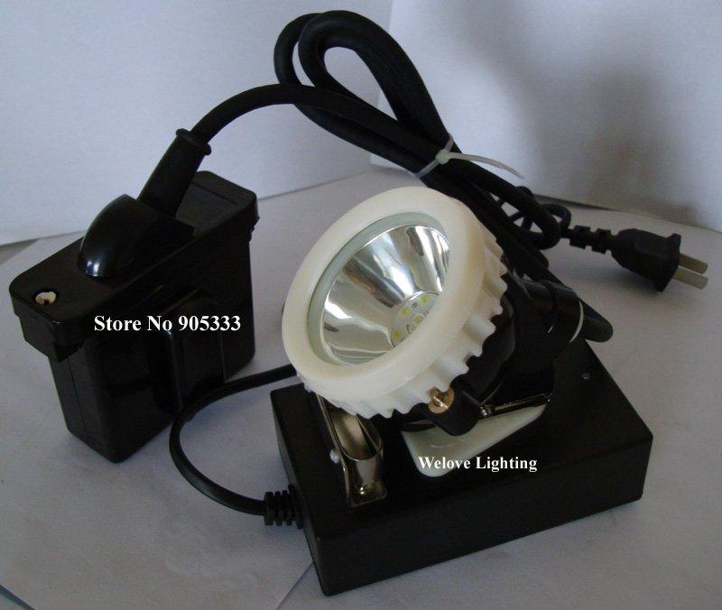 Besplatna dostava Led Cap Miner Svjetiljka Sigurnost Odobreno svjetlo - Prijenosna rasvjeta - Foto 1