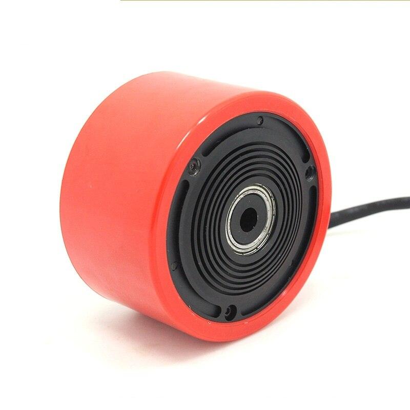 Roues de moteur électriques sans brosse de planche à roulettes de 75mm 83mm Kits roues de moteur électriques pour planche à roulettes Longboard e-skateboard - 5