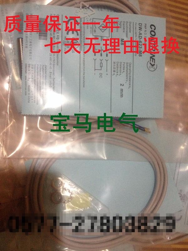 Original new 100% sales of new proximity switch DW-AD-623-M8-122 DW-AD-623-M8 sensor new original dw ad 403 04 dw ad 404 04
