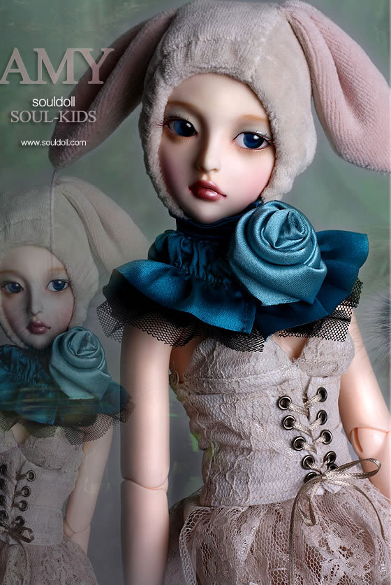 1/4 scale 43cm  BJD nude doll DIY Make up,Dress up SD doll.souldoll AMY.not included Apparel and wig 1 4 bjd dollfie girl doll parts single head include make up shang nai in stock