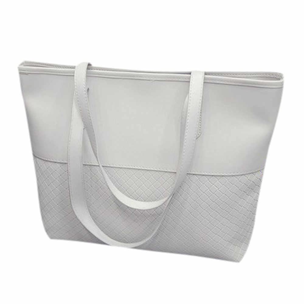ece81032 Women Messenger Bags Large Capacity Women Bags Shoulder Tote Bags bolsos  With Tassel Famous Designers Leather