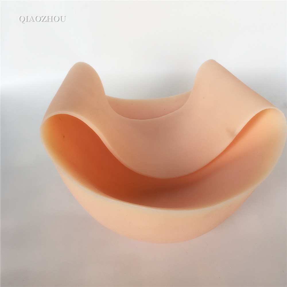 2500g silicone belly