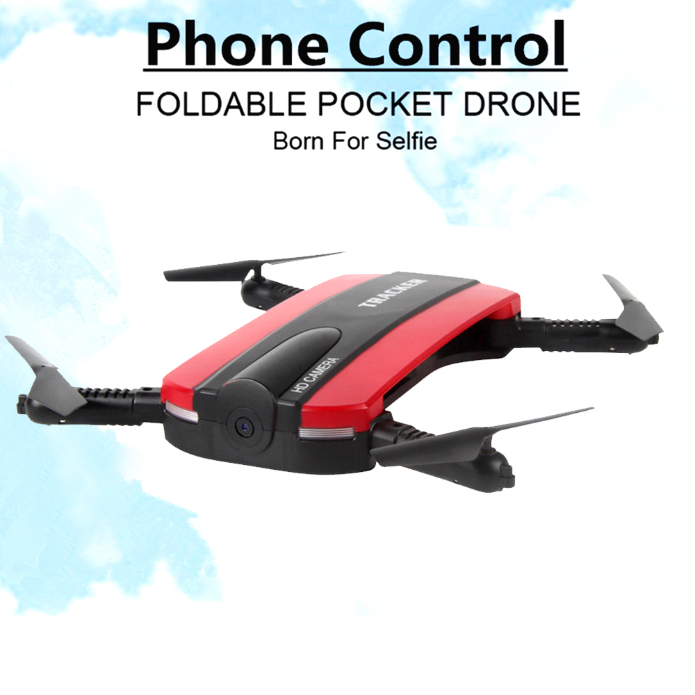 3 Akkus JXD 523W WIFI RC Quadcopter Drone Mit HD Kamera FPV Höhehalten Drohne