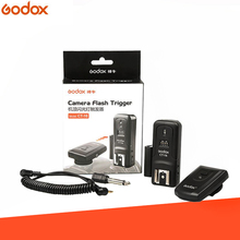 Godox CT-16 16 Channels Wireless Radio Flash Speedlite Trigger Transmitter + Receiver Set for Canon Nikon Pentax Studio Flash