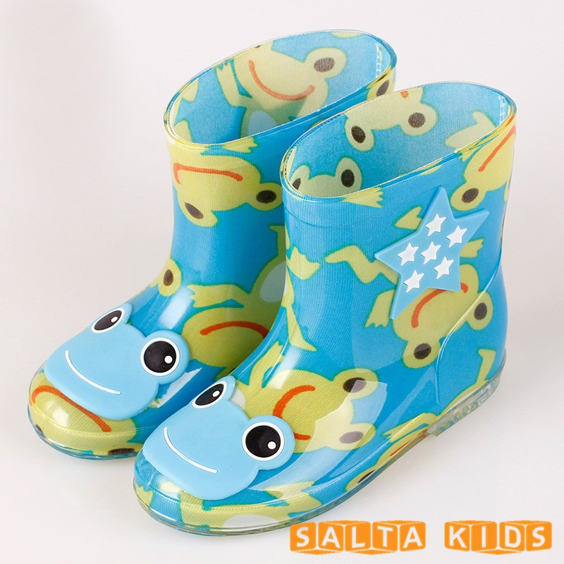 Baby-Boots-Kid-Rain-Boots-With-Cartoon-Printing-Girls-Children-Rain-Shoes-Bow-Waterproof-Child-Rubber-Boots-Infant-shoe-KH079-3