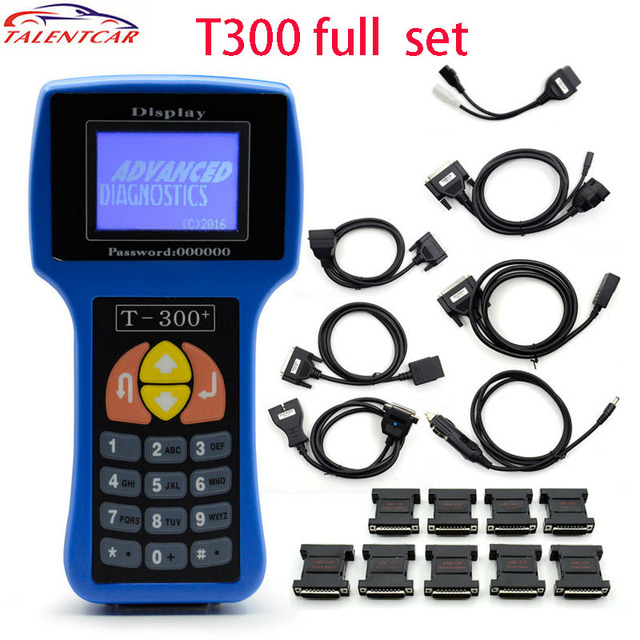 New Price 2018 new and high quality  t code pro T300 key programmer transponder key programming machine