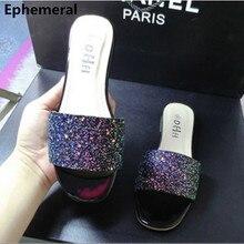 Крытый и открытый флип-флоп плоские тапочки женщин скользит летом открытым носком мягкие стельки максимальный размер 9 10 14 симпатичные этаж обувь