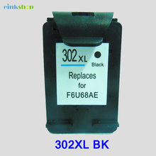 For HP 302 Black Ink Cartridge 302XL For HP Deskjet 2130 1112 3630 3632 Officejet 4650 4652 4655 ENVY 4516 4520 4522 For HP302 xiongcai compatible ink cartridge for hp 302 envy 4520 deskjet 1110 2130 1112 3630 3830 officejet 4650 4652 printer for hp302 xl