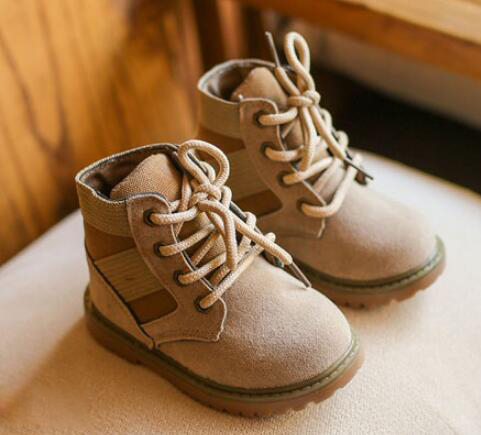 Kids Autumn winter walking shoes Children martin shoes Boys girls snow Shoes kids Sneakers snow boots cotton shoes for-30C