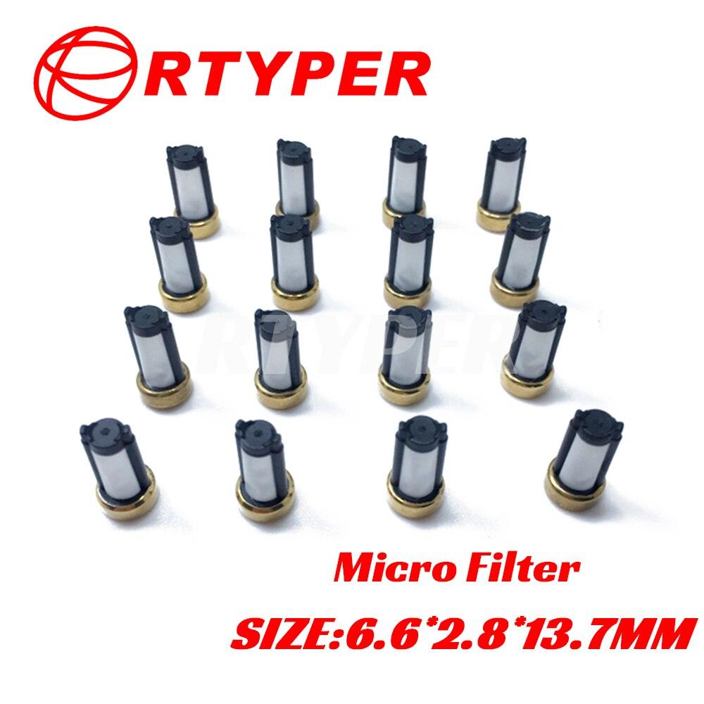 500 шт. топливный инжектор микрофильтр 11012 для IWP023 Fiat Palio Volkswagen IPM018 Chery QQ 0,8