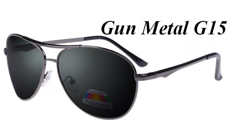 Gun Metal G15