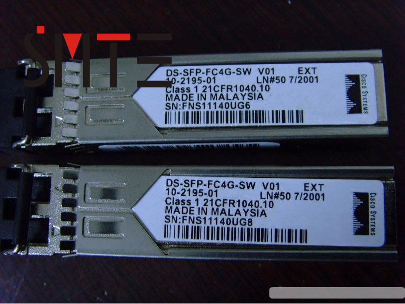 Original new DS-SFP-FC4G-SW 10-2195-01 4G SFP+ module