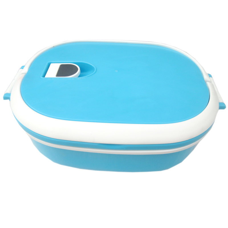 Lunch Box Microwave Bento Child Leak-Proof 900ml For Kids School Food Container Leak-proof Contain