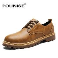Nouveau Printemps Mode Oxford Hommes D'affaires Chaussures Pu En Cuir de Haute Qualité Souple Casual Respirant Hommes Appartements Zip Chaussures