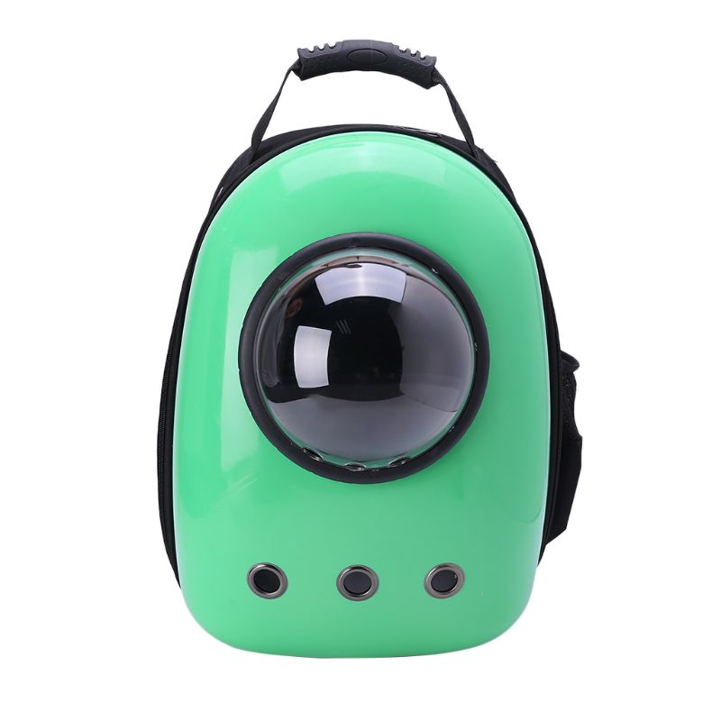 Astronaut Pet Cat Dog Puppy Carrier Travel Bag Space Capsule Backpack Breathable OutdoorAstronaut Pet Cat Dog Puppy Carrier Travel Bag Space Capsule Backpack Breathable Outdoor