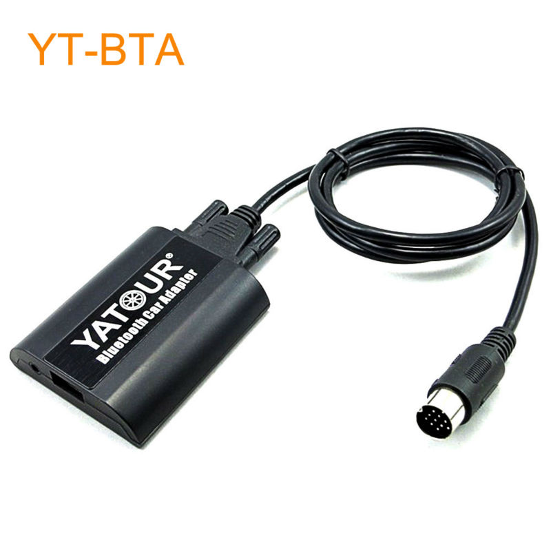 Yatour BTA Car Bluetooth Adapter Kit for Factory OEM Head Unit Radio for Hyundai Elantra and for Kia Optima car usb sd aux adapter digital music changer mp3 converter for skoda octavia 2007 2011 fits select oem radios