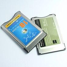 18 в одном MMC SD SDHC MS PRO карта XD Reader в PCMCIA карта памяти адаптер PCMCIA карта ATA адаптер/ридер