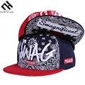 Прохладный 2016 Новый Стиль Ребенок Бейсболка Шляпа Дети Snapback Hat для Мальчик И Девочка Snapback Cap Мода Мальчик Хип-Хоп Кепка регулируемая