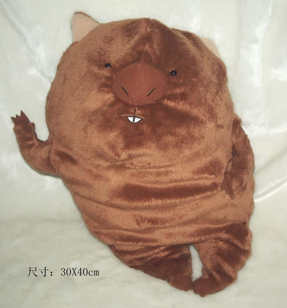 Original Rare Japan Niucommunication Otters Cute Soft Stuffed Animal