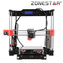 Optional Dual Extruder i3 3d printer DIY kit P802N P802NR2 Selectable Filament SD Card LCD Free