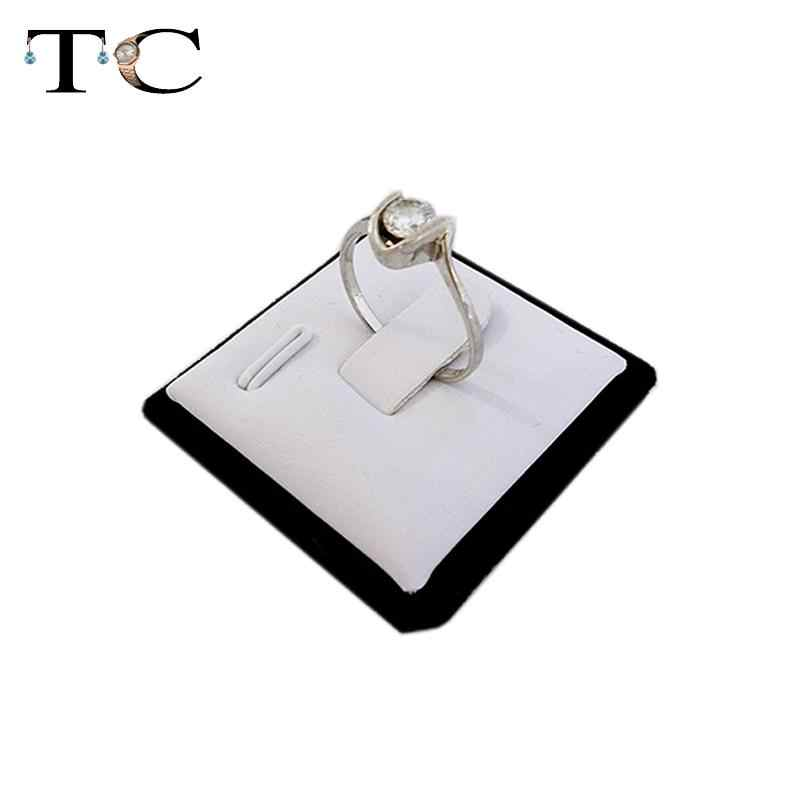จัดส่งฟรี1ชิ้นฐานแหวนแหวนที่นั่งเข็มขัดแม่เหล็กแหวนแหวนขนาดเล็กPropsเครื่องประดับตู้โชว์การแสดงผล