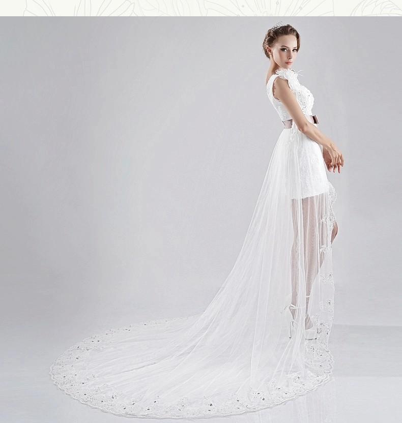 beach wedding dress (2)