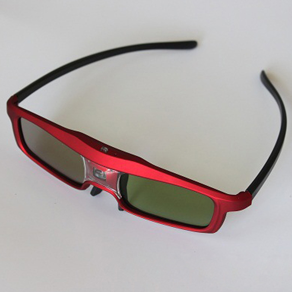 ce24cbcc425d5 Full hd 144 hz tecnologia de obturador ativo óculos 3d dlp link projetor  para sharp acer dell infocus projetor digital óculos em Óculos 3D Óculos de  ...