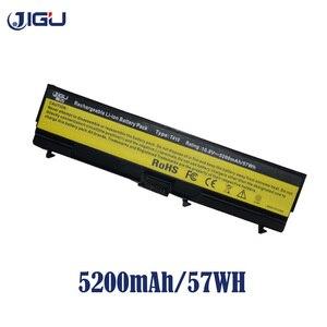 Image 4 - JIGU 6 เซลล์แบตเตอรี่แล็ปท็อปสำหรับLenovo ThinkPad W520 L400 L410 L420 L500 L510 L520 SL400 SL410 SL500 SL510 T410 t420