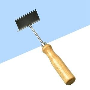 Image 5 - Bariera dla królowej osy Cleaner ekstraktor miodu łopata pszczelarz ula czysty skrobak narzędzia