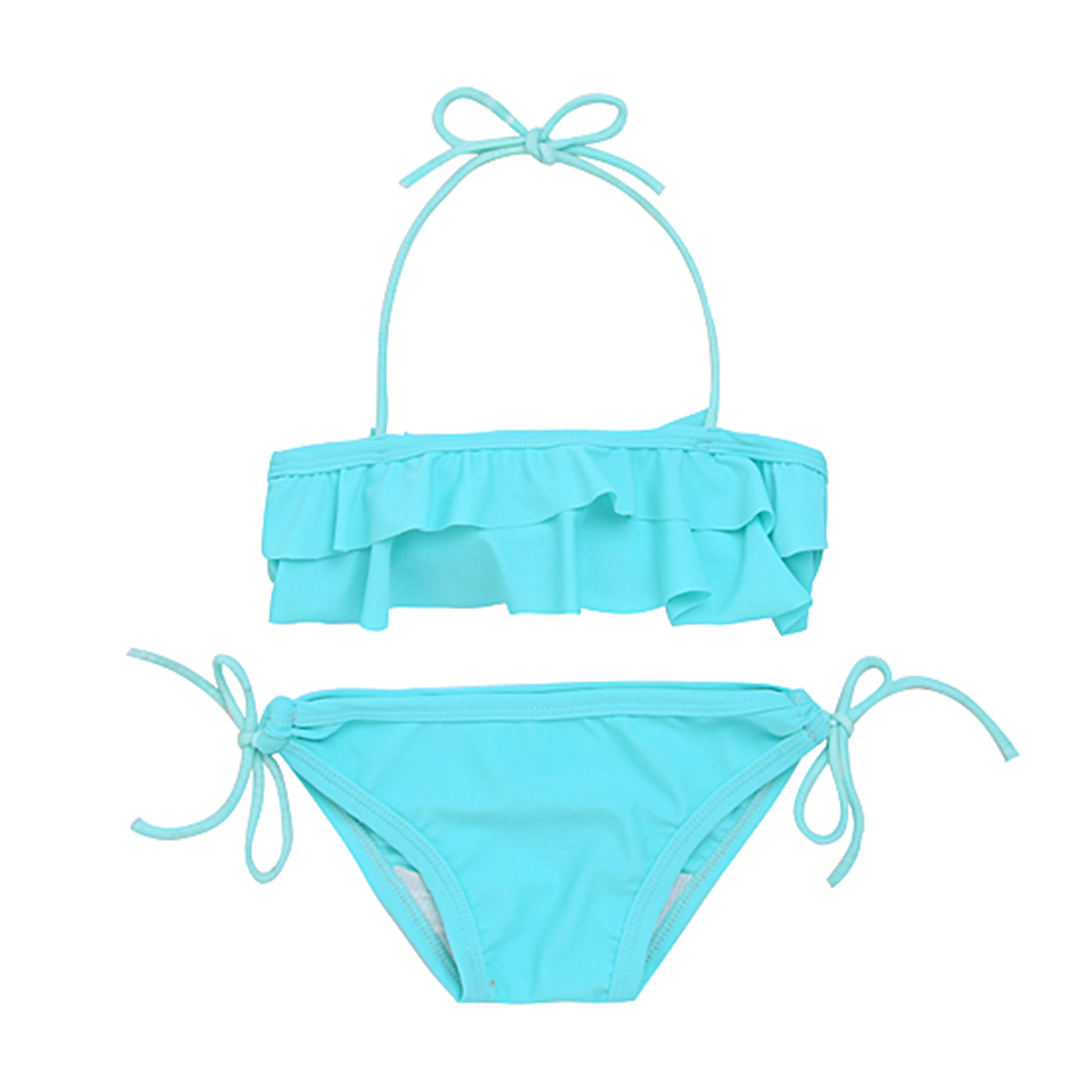 Kids Swimwear Baby Girls Fashion Bikini Suit Set Swimsuit Swimwear ...