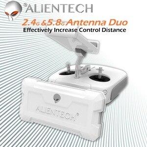Image 2 - Alientech 3 Standaard Versie Antenne Signaal Booster Range Extender Voor Dji Mavic 2 Pro/Air /Phantom 4/ inspire/M600/Mg 1s