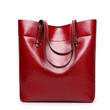 Designer frau große rote einkaufstaschen wasserdicht pu-leder handtasche große kapazität kausalen schulter tasche taschen frauen tasche