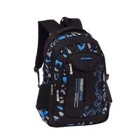 Children's waterproof orthopedic backpack Boys Backpack School bag Kids Baby Bags Polyester Fashion School Bags mochila infantil