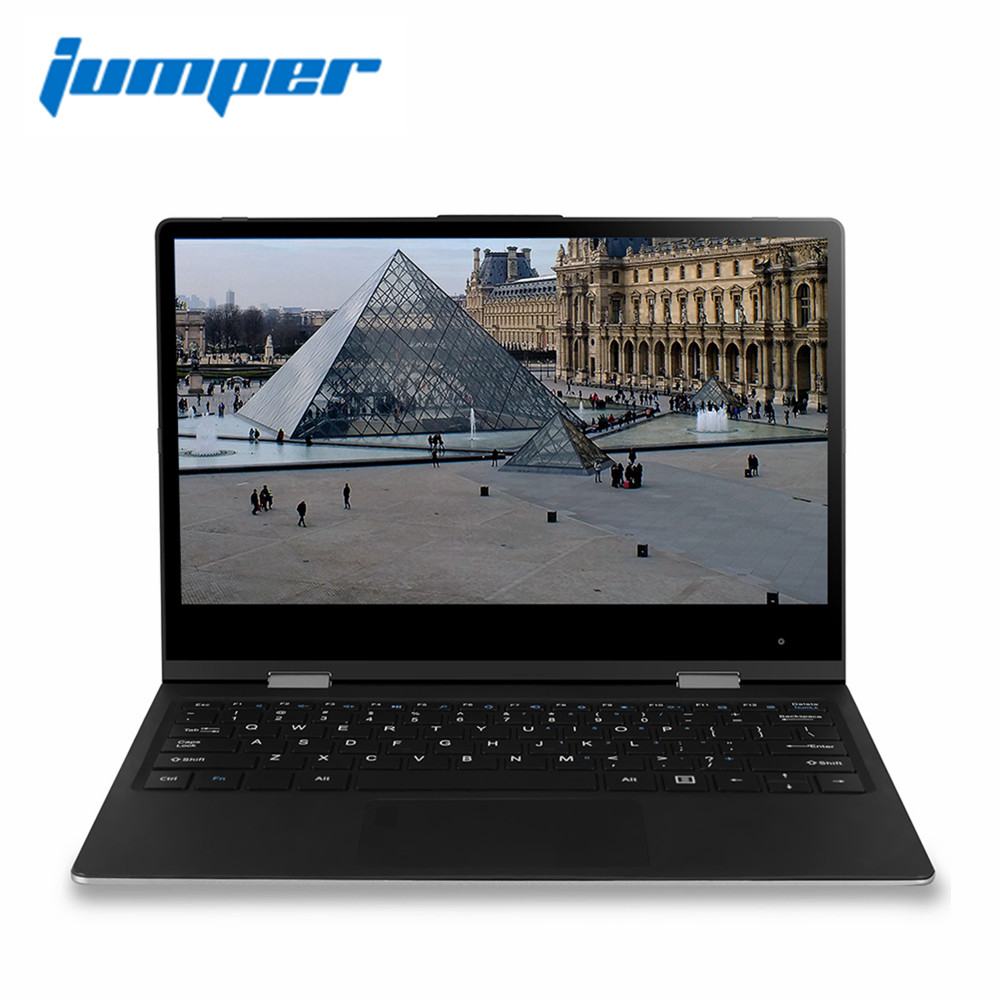 Jumper EZbook X1 Notebook 11.6 Inch Windows 10 Home Dual Core 2.4GHz 4GB DDR3L 128GB SSD Micro HDMI Type-C Laptop